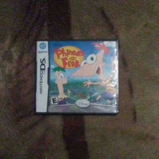 Phineas And Ferb Ds Game