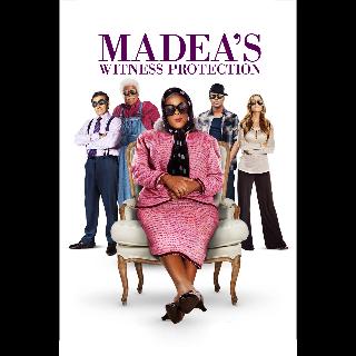 DVD Madea's Witness Protection (LIONSGATE ORIGINAL)