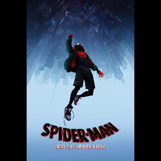 Spider-Man: Into the Spider-Verse UHD 4K