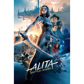 Alita: Battle Angel UHD 4K