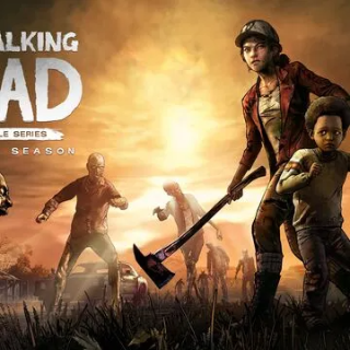 The Walking Dead: The Final Season Steam Key . Instant Delivery