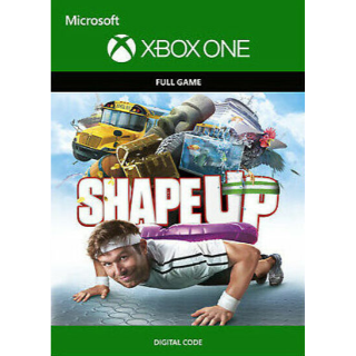 Shape Up Gold Edition Xbox One