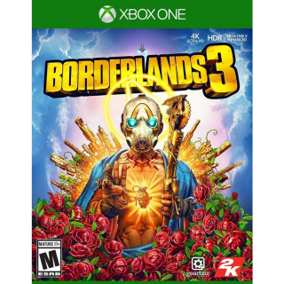 Borderlands 3 Xbox One Standard Edition US ! Instant Delivery