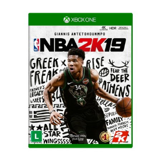 NBA 2K19 CODE XBOX ONE ! Instant Delivery !