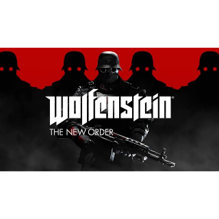 Wolfenstein The New Order PC STEAM KEY GLOBAL Instant Delivery!
