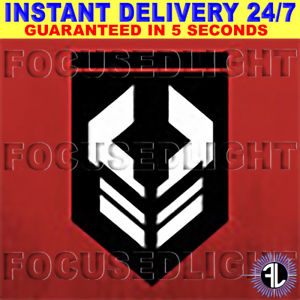 Destiny 2 Hellspawn Emblem INSTANT Delivery! PS4/Xbox One/PC CODE