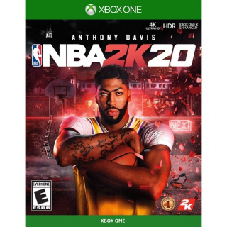 NBA 2K20 CODE XBOX ONE ! Instant Delivery ! UK