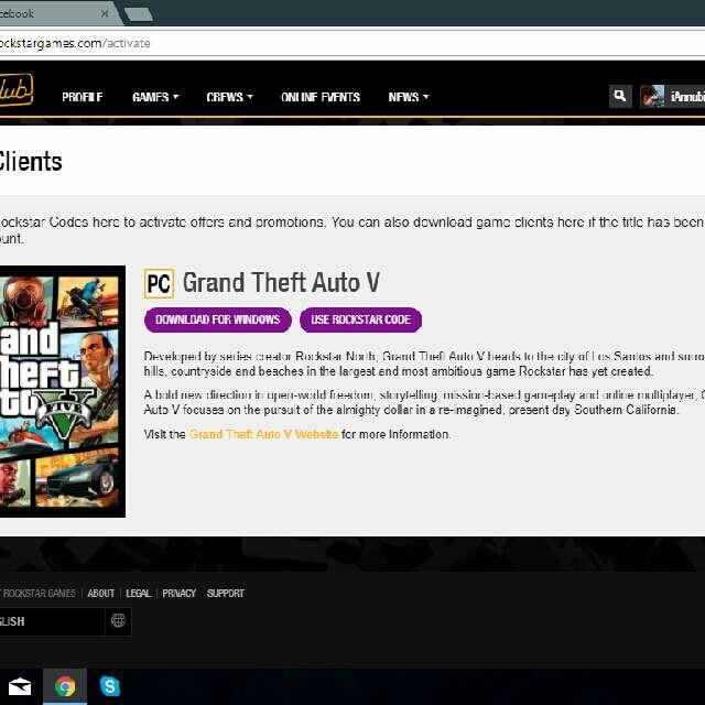 Grand Theft Auto V (GTA V) Social Club Account - Other Games - Gameflip