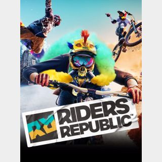 Riders Republic Global Key INSTANT delivery