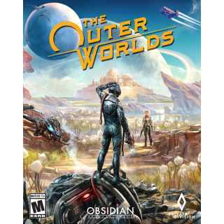 The Outer Worlds [PC] (Epic Games Key - US)