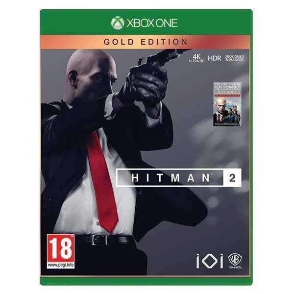 Hitman 2 Gold Insane Sale Xbox One Games Gameflip