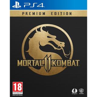 50% OFF - Mortal Kombat 11 Premium Edition - Limited time SALE!