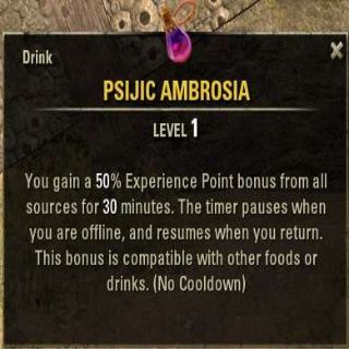 Other   x1 Psijic Ambrosia