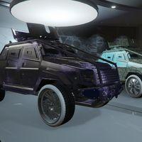 Vehicle | MODDED CAR INSURGENT