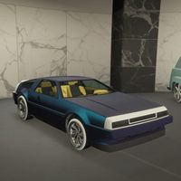 Vehicle | MODDED CAR - Deluxo