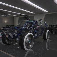 Vehicle | MODDED CAR BARRAGE