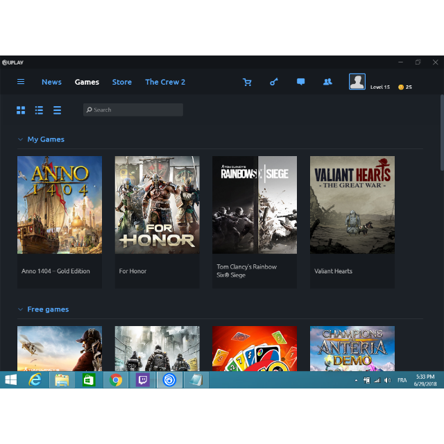 Uplay Account Not Working