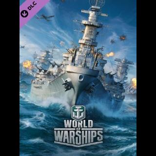 World Of Warships starter pack