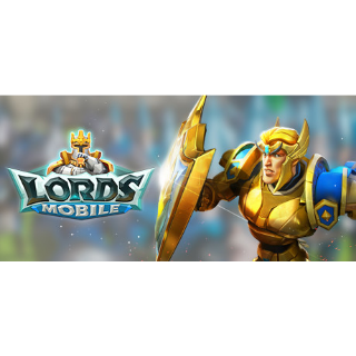 Lords Mobile Starter Pack