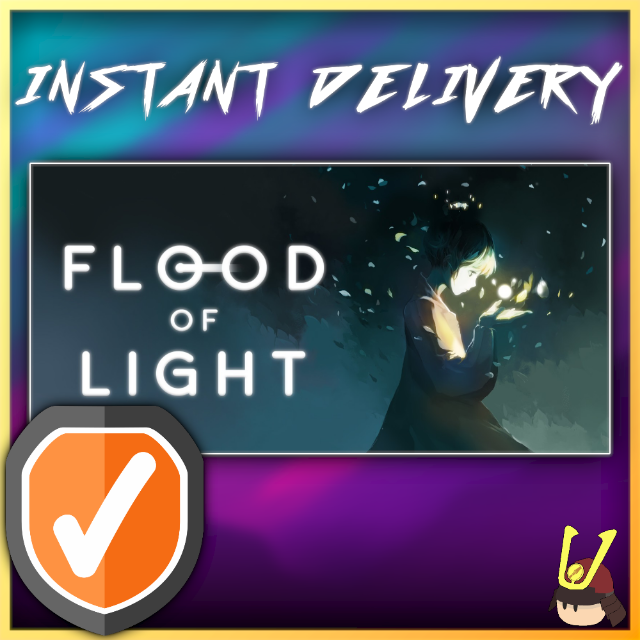 [INSTANT DELIVERY] Flood of Light (EU)