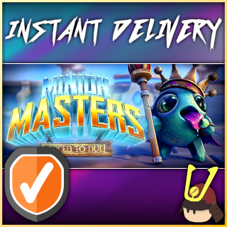 [INSTANT DELIVERY] Minion Masters