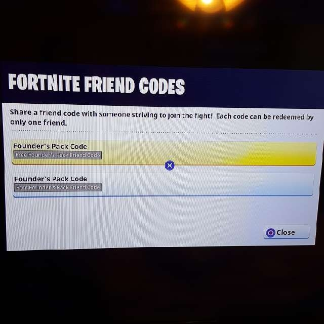 Ps4 Fortnite Standard Edition Friend Code Ps4 Games Gameflip