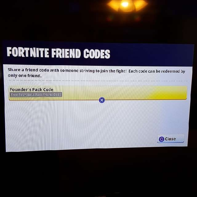 Ps4 Fortnite Standard Edition Friend Code - PS4 Games - Gameflip