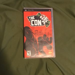 The Con - Sony PSP