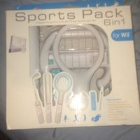 (Wii) Sports pack 6 in 1