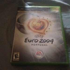 UEFA Euro 2004 Portugal - Xbox