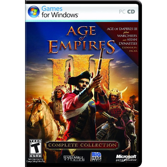 Age of Empires 3: Complete Collection - Steam Games - Gameflip