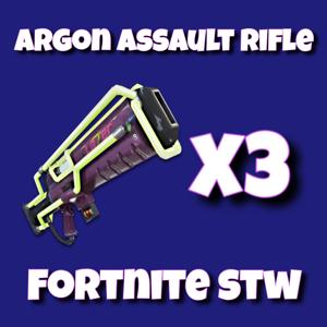 Argon Assault Rifle | X3 Argon Assault Rifle
