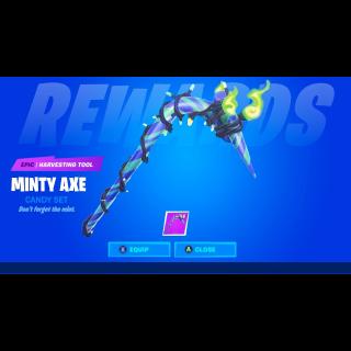 Code | Fortnite Pickaxe