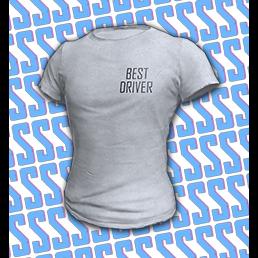 PUBG | DRIVER TEE