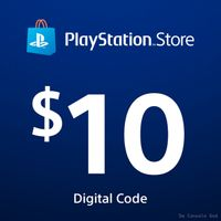 $10.00 PlayStation Store | INSTANT