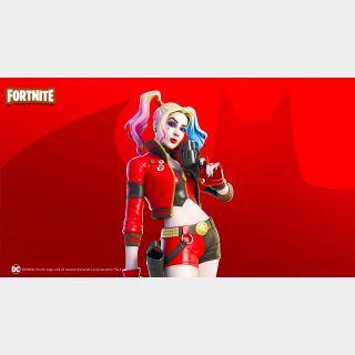 Code   Harley Quinn / Auto