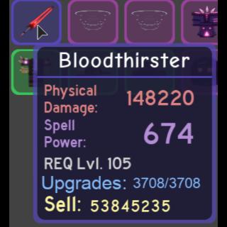 Gear | Bloodthirster