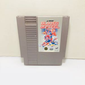Blades of steel Nintendo nes