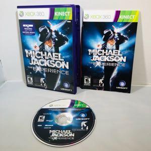 Michael Jackson experience Xbox 360