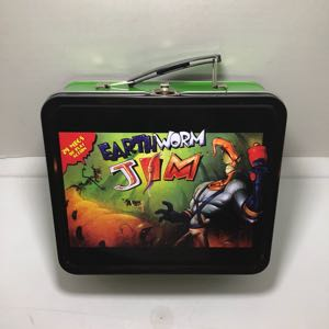 Earthworm Jim lunchbox