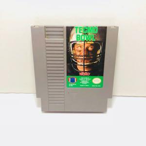 Tecmo Bowl Nintendo Nes