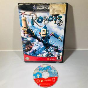 Robobots Nintendo GameCube