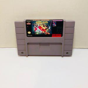 Mickey mania Super Nintendo