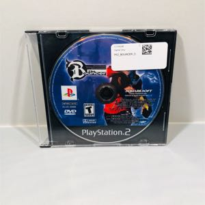 The Bouncer PlayStation 2 ps2