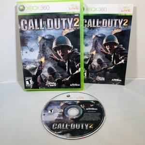 Call of duty 2 Xbox 360