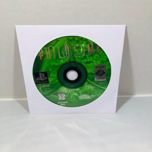 Philosoma PlayStation 1 ps1