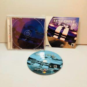 Test drive 6 sega Dreamcast