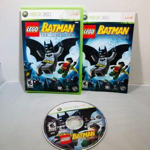 LEGO Batman videogame xbox 360