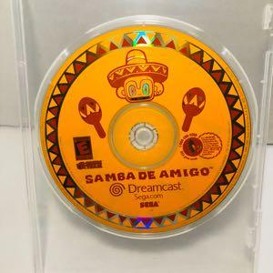 Samba de amigo sega Dreamcast