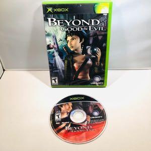Beyond good and evil Og Xbox